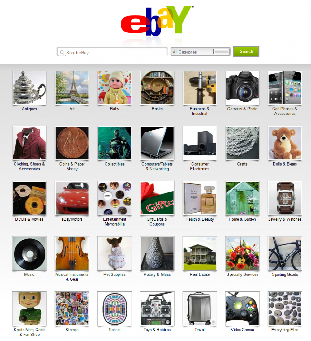 Tablet Shop - Ebay