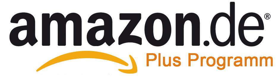 Amazon Plus Programm Logo