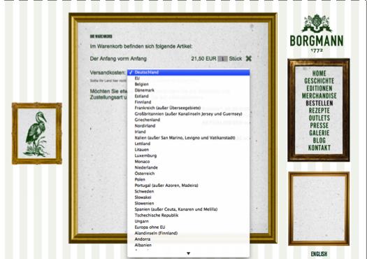 Screenshot Likörversender Borgmann