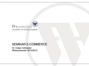 titelfolie seminar ecommerce