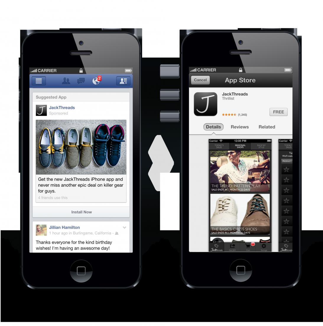 Mobile App Install Ads