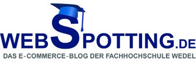 WebSpotting Logo im Impressum