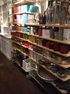 Butlers verkauft in rund 160 Filialen hauptsächlich Wohnaccessoires wie z.B. Kerzen