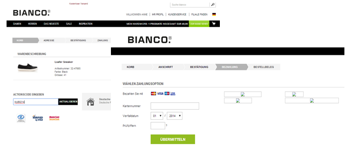 Bianco Screenshot