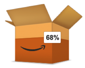 Virtuelle Versandbox von Amazon PrimePantry