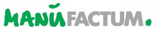 Manufactum Logo.