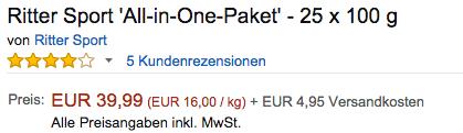 Preisdarstellung bei Amazon [Abb4]