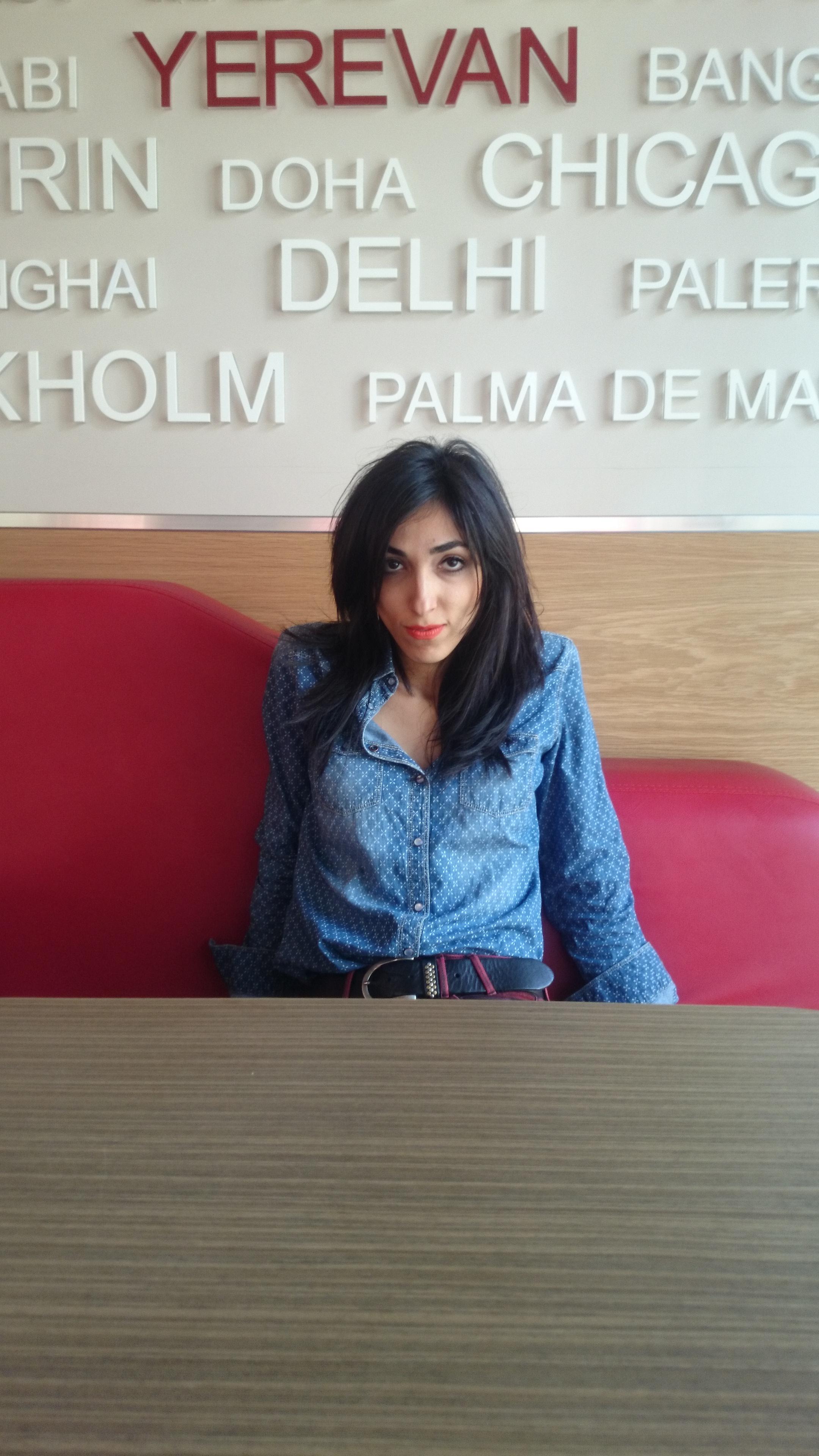 Syuzanna Gaplanyan