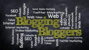 Blogging bringt viel Potential mit sich, dennoch wagen viele KMU nicht den Sprung einen zu starten Bildquelle: https://pixabay.com/de/bloggen-blog-social-media-428955/