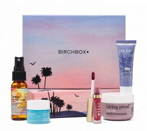 Die Birchbox ist die bekannteste Beauty Abo Box in den USA.