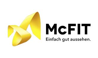 McFIT Unternehmens Logo